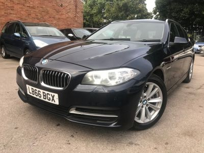 BMW 5 Series Estate 2.0 520i SE Touring 5dr