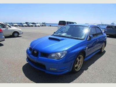 Subaru Impreza Saloon WRX AUTOMATIC FRESH IMPORT