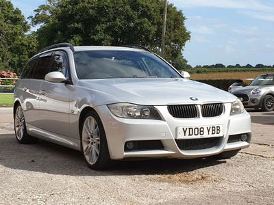 BMW 3 Series Estate 2.0 320d M Sport Touring 5dr