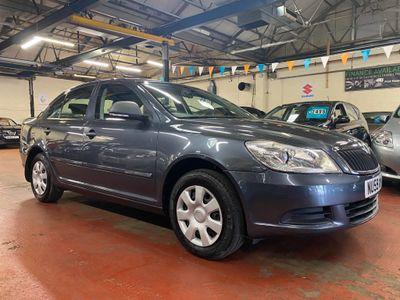 SKODA Octavia Hatchback 1.6 MPI S 5dr