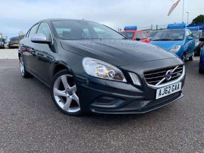 Volvo S60 Saloon 1.6 D2 R-Design 4dr