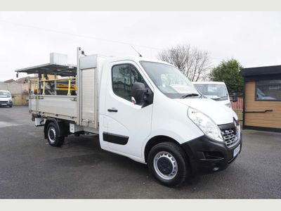 Renault Master Dropside Traffic Management Dropside 2.3dCi