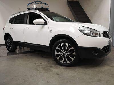 Nissan Qashqai+2 SUV 2.0 n-tec CVT 4WD 5dr