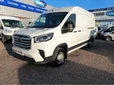 MAXUS Deliver 9 Panel Van 2.0 D20 RWD L3 H2 EU6 (s/s) 5dr