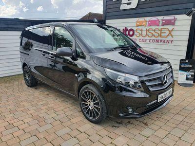 Mercedes-Benz Vito Panel Van 2.1 114 CDi Progressive RWD L1 EU6 (s/s) 5dr