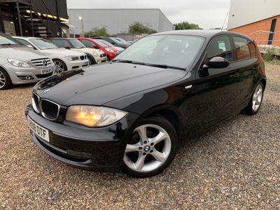 BMW 1 Series Hatchback 1.6 116i SE Auto 5dr