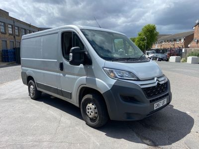 Citroen Relay Panel Van 2.0 BlueHDi 30 Enterprise L1 H1 EU6 5dr
