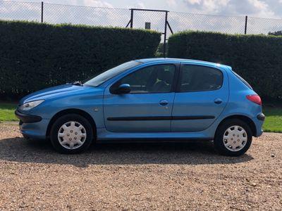 Peugeot 206 Hatchback 1.1 Look 5dr