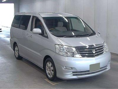 Toyota Alphard MPV 3.0 MZ With Disabled access