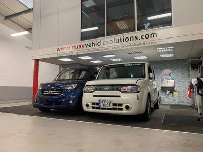 Nissan Cube Hatchback JDM Z12 15X SELECTION 1500 AUTO