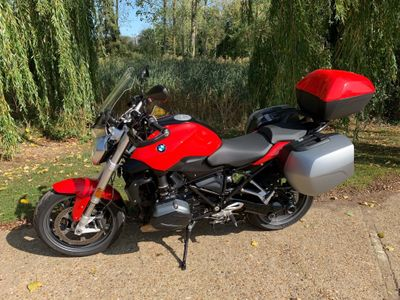 BMW R1200R Naked ABS