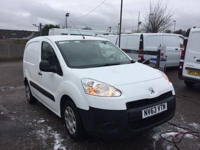 Peugeot Partner Combi Van Partner 1.6