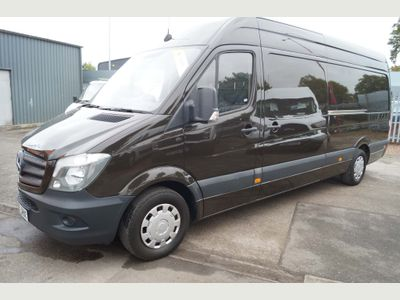 Mercedes-Benz Sprinter Panel Van SPRINTER 313CDi LWB HIGH ROOF VAN