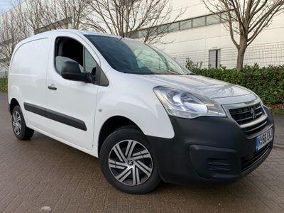 Peugeot Partner Panel Van 1.6 BlueHDi (Eu6) S L1 856 4dr
