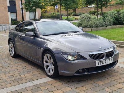 BMW 6 Series Coupe 4.8 650i V8 Sport 2dr