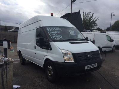 Ford Transit Panel Van t350 lwb high roof