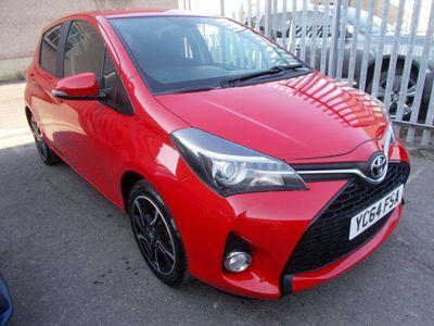 Toyota Yaris Hatchback 1.33 Dual VVT-i Sport 5dr EU5