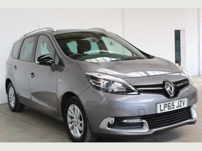 Renault Grand Scenic MPV 1.5 dCi ENERGY Limited Nav (s/s) 5dr