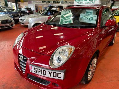 Alfa Romeo MiTo Hatchback 1.4 16V Turismo 3dr