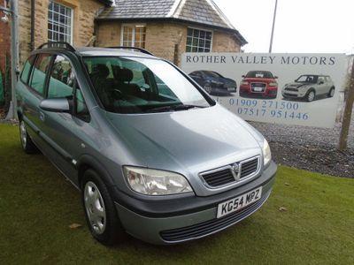 Vauxhall Zafira MPV 2.0 DTi 16v Design 5dr