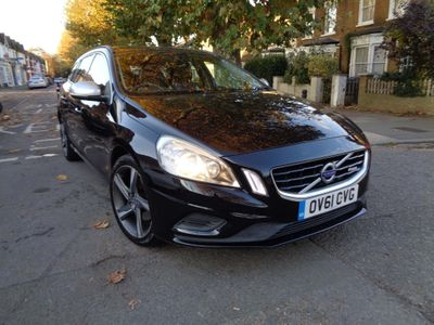 Volvo V60 Estate 1.6 T4 R-Design Powershift 5dr