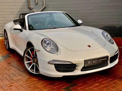 Porsche 911 Convertible 3.8 991 Carrera S PDK (s/s) 2dr