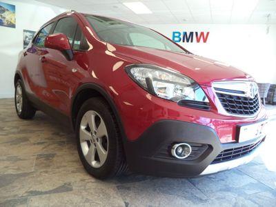 Vauxhall Mokka Hatchback 1.6 CDTi ecoFLEX Exclusiv (s/s) 5dr