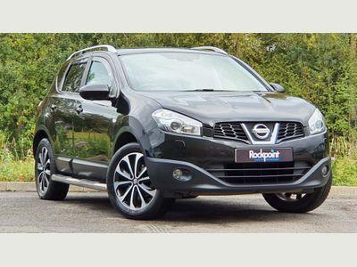 Nissan Qashqai SUV 1.6 Tekna 2WD 5dr