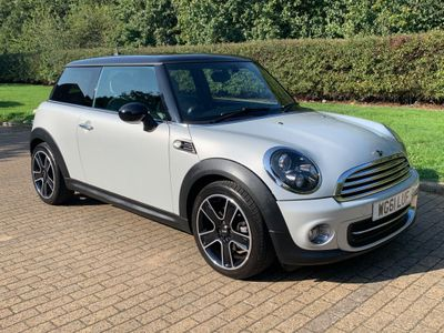 MINI Hatch Hatchback 1.6 Cooper Soho 3dr