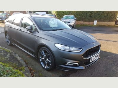 Ford Mondeo Estate 2.0 TDCi ST-Line Powershift (s/s) 5dr