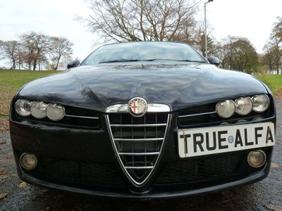 Alfa Romeo 159 Saloon 2.2 JTS Lusso 4dr
