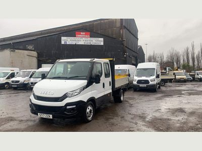 Iveco Daily Tipper 2.3 TD 14V 35S 3450 Double Cab Chassis Cab RWD 4dr