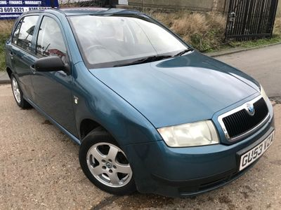 SKODA Fabia Hatchback 1.2 Silverline Limited Edition 5dr