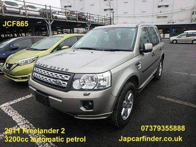 Land Rover Freelander 2 SUV HSE Auto Petrol Top spec £270 year tax