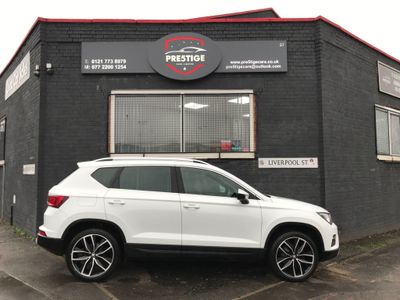 SEAT Ateca SUV 2.0 TDI XCELLENCE 4Drive (s/s) 5dr