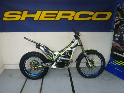 Sherco Sherco Trial Bike 125 ST125 Trial Bike