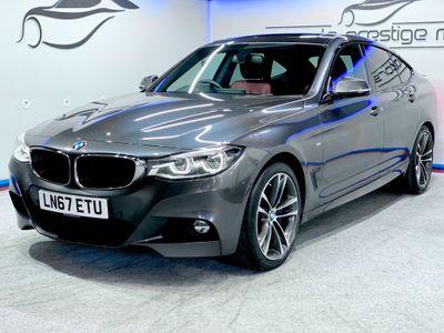 BMW 3 Series Gran Turismo Hatchback 3.0 335d M Sport Gran Turismo Auto xDrive (s/s) 5dr