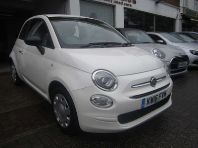 FIAT 500 Hatchback 1.2 8V Pop (s/s) 3dr
