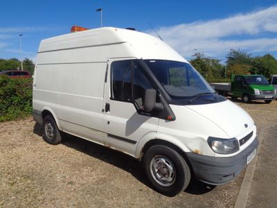 Ford Transit Panel Van 2.4 TDDI 350 MWB HIGH ROOF 90 BHP