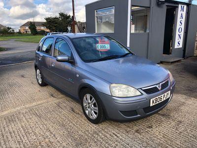 Vauxhall Corsa Hatchback 1.2 i 16v Active 5dr (a/c)