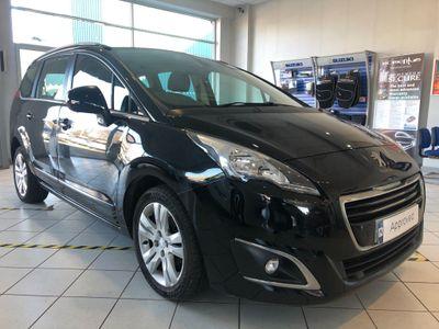 Peugeot 5008 MPV 1.6 HDi FAP Active 5dr