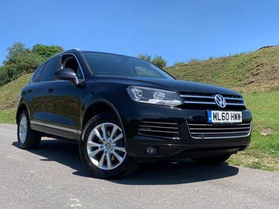 Volkswagen Touareg SUV 3.0 TDI V6 SE Tiptronic 4x4 (s/s) 5dr