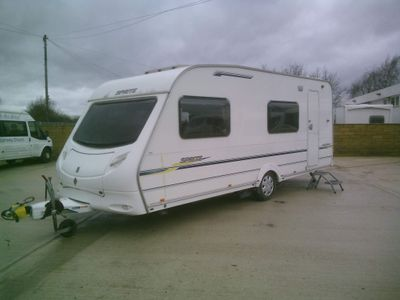 Swift MAJOR 6 Tourer GREAT FAMILY 6 BERTH