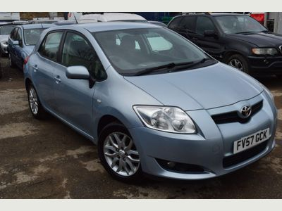 Toyota Auris Hatchback 1.6 T3 Multimode 5dr