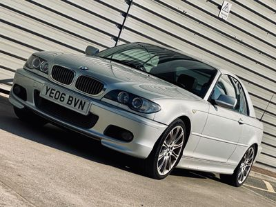BMW 3 Series Convertible 2.0 320Cd M Sport Edition 2dr