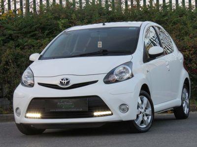 Toyota AYGO Hatchback 1.0 VVT-i Fire 5dr