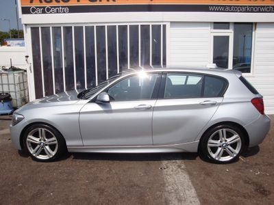 BMW 1 Series Hatchback 1.6 116i M Sport Sports Hatch (s/s) 5dr