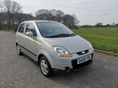 Chevrolet Matiz Hatchback 1.0 SE Flair 5dr