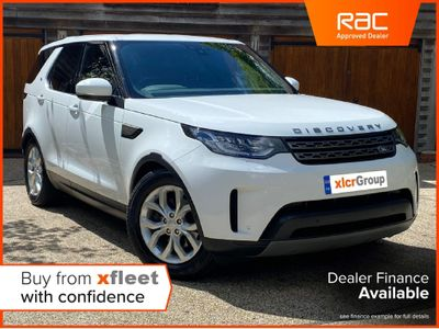 Land Rover Discovery Other 2.0 SD4 SE LCV Auto 4WD EU6 (s/s) 5dr