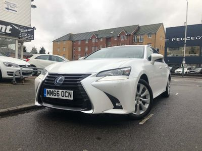 Lexus GS 300 Saloon 2.5 Executive Edition CVT (s/s) 4dr